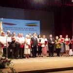 colaboratorii uniunii polonezilor din romania au fost rasplatiti cu plachete omagiale