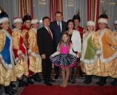 Vizita Presedintelui Republicii Polone