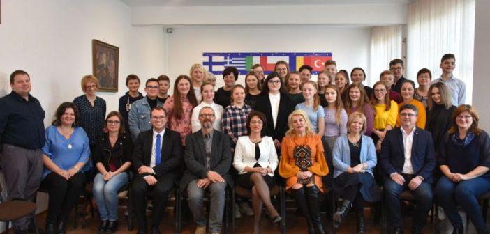 Etapa națională a Olimpiadei  de limba și literatura polonă